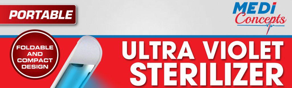 UV Portable Foldable Sterilizer